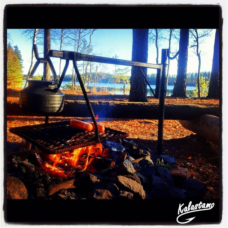 Campfire - www.kalastamo.com - Iso-Melkutin