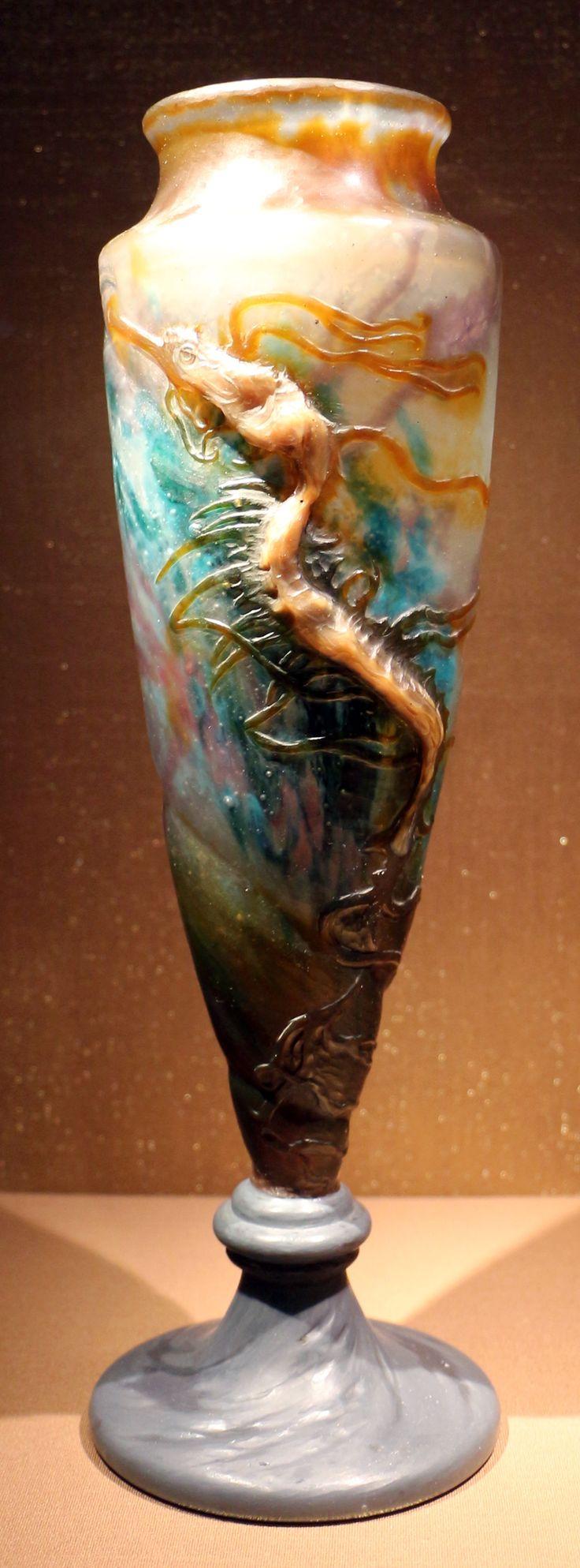 407 best nancy art nouveau glass images on pinterest art emile gall vaso ippocampo 1901 glass vaseart nouveauart decoart sculpturesjunk drawerpotsrarityantiquitieschandeliers reviewsmspy