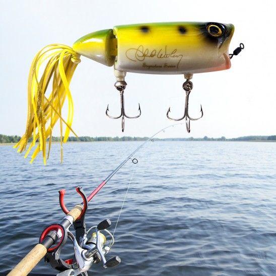 Chuck Woolery Signature Series Moto Fish Lure - Moto Chug Bullfrog - Realistic Bait to Catch Fish! http://www.shareasale.com/r.cfm?u=740068&b=212921&m=25790&afftrack=&urllink=http://www.gearxs.com/chuck-woolery-signiture-series-moto-lure-moto-chug-bullfrog-realistic-bait Price: $5