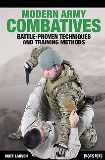 Modern Army Combatives: Battle-Proven Techniques and Training Methods is a close-quarters combat H2HC self-defense moves book by MACP creato...