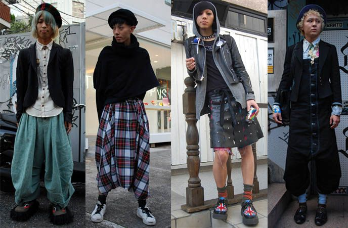 151 best japanese street fashions images on pinterest
