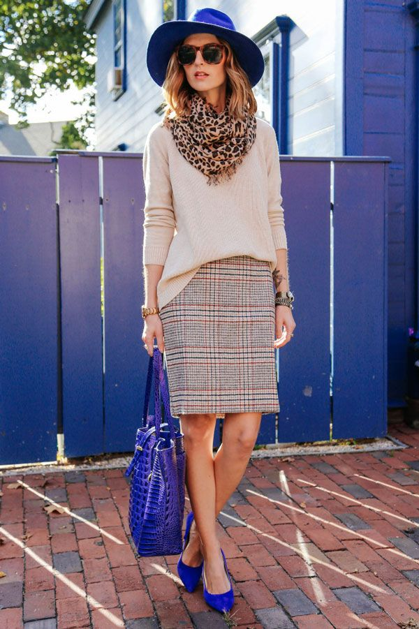 17 Best images about Outfits with blue shoes on Pinterest ...