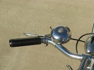 fietsklokkie  / bicycle bell / childhood memories/ remember this