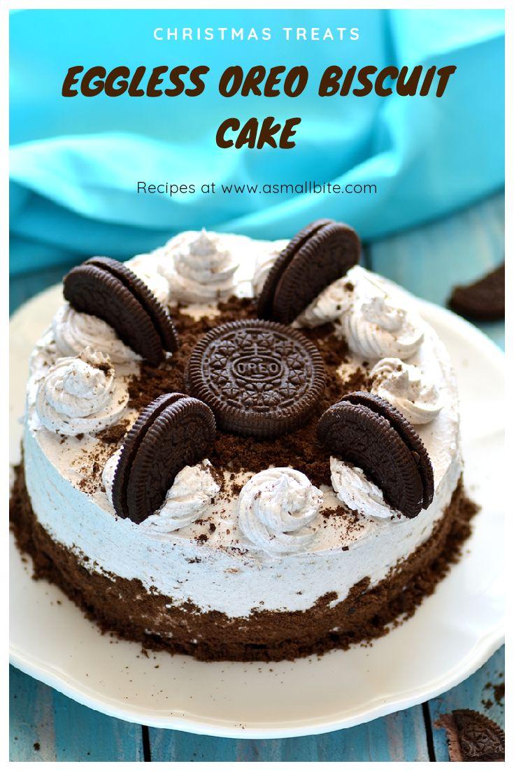 Oreo Cake Recipe Eggless Oreo Biscuit Cake Recipe Oreo Cake Recipes Cake Recipes Oreo Biscuits