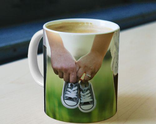 Custom Photo Prints   Traditional Mugs