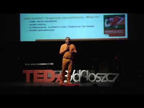 Jak możesz osiągnąć wolność finansową   Sławek Muturi   TEDxBydgoszcz - YouTube