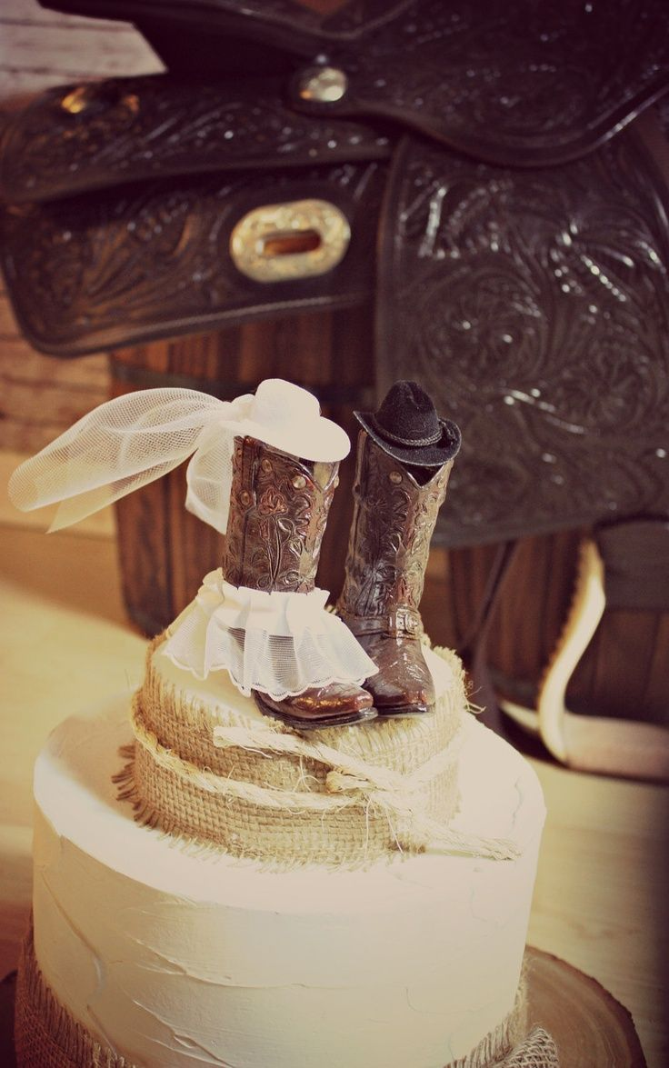 country wedding cake toppers cowboy boots wedding cake topper western themed wedding 3118
