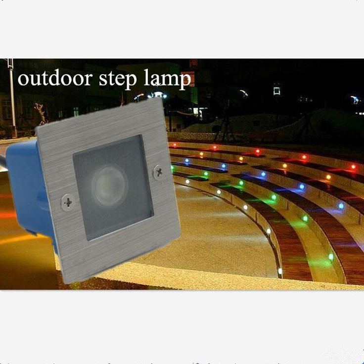 ,85~265V,LED Waterproof 1W Underground Lights Outdoor Step stairs Lights for Garden Patio Landscape -  Item Type: Underground Lamps  Features: Waterproof  Body Material: Stainless Steel  Usage: Emergency  Light Source: LED Bulbs  Warranty: 2 Years  Certification: CCC,CE,RoHS  Base Type: Wedge  Is Dimmable: No  Voltage: 85-265V  Is Bulbs Included: Yes  Power Source: AC  Protection Level: IP65  Model Number: step light  Wattage: 1W -   Related: ,85~265V,LED #Waterproof #1W #Underground #Lights…