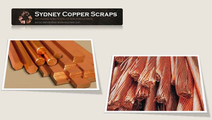 Sydney Copper Scraps has marked a distinct position in the market by offering reliable and quick copper recycling, car removal and scrap bins delivery service to the clients. We pay the best scrap copper prices as per its condition and value.