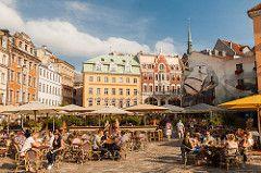 Top 10 Riga: Rathausplatz