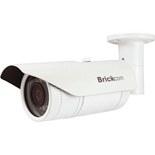 Brickcom - OB-302AE-V5 - Brickcom OB-302Ae V5 3 Megapixel Network Camera - Color, Monochrome - Motion JPEG, MPEG-4, H.264 - 2048 x 1536 - 3.30 mm - 10.50 mm - 3.2x Optical - CMOS - Cable - Bullet