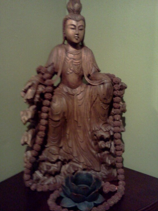 Quan Yin, Goddess of Compassion and Healing