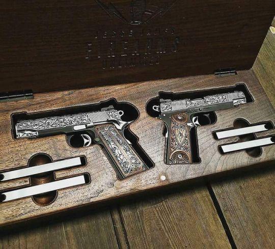Guns, Oil, & Dirt