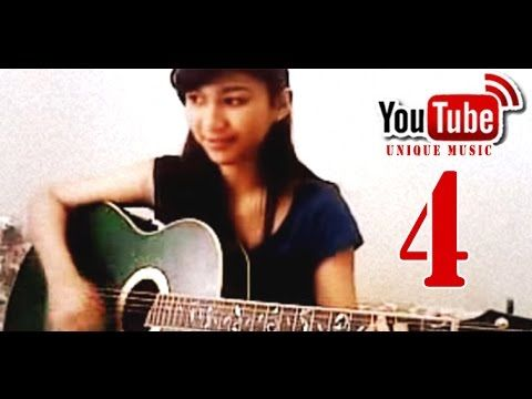 Unique Music, five beautiful girls guitarist Indonesia