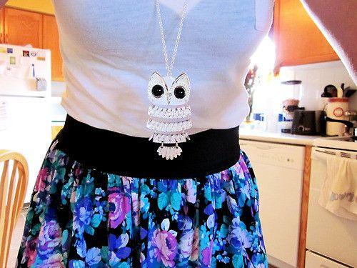 Love owl jewelery!!!