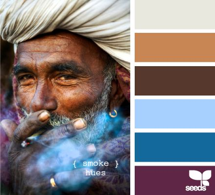 smoke hues