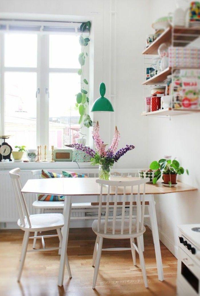 Quelle Deco Salle A Manger Choisir Idees En 64 Photos Kitchen RemodelDining RoomChairsWood