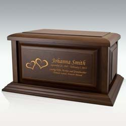 Urns can be used for many purposes but the most common purpose is putting ashes. The ashes are mainly put after someone has been cremated. This is normally to keep the person's memory alive. People around the world tend to think that keeping