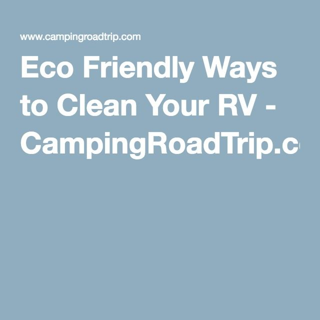 Awesome 17 Best Images About RV Tips Amp Issues On Pinterest  Water