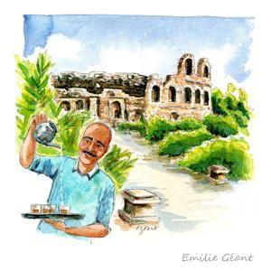 Amphithéâtre d'El-Jem - Tunisie