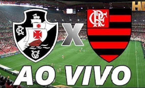 Assistir Vasco 0 x 1 Flamengo - Ao Vivo - Brasileirão Série A - 08/07/2017