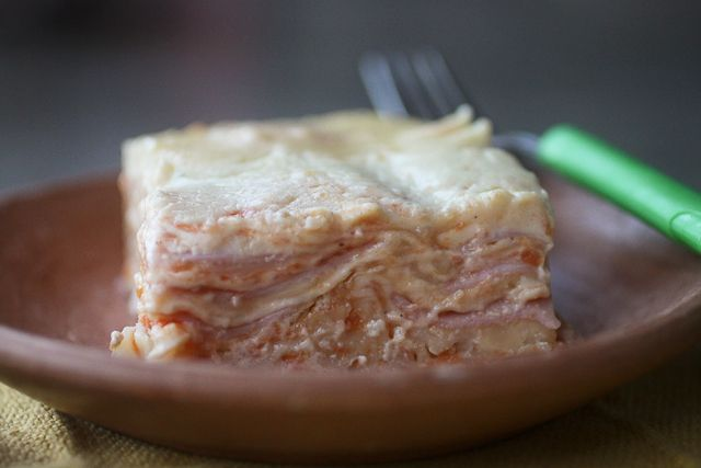 Kitchen Corners: Brazilian Style Lasagna