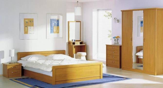 zostava SEN_1 - spálňa