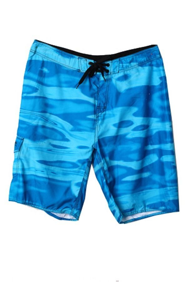 Edberth Shop Celana Pantai Distro - Blue - Int:34