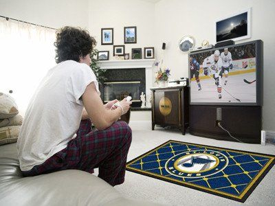NHL   St. Louis Blues Rug ...