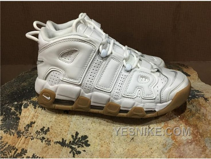Big Discount 66 OFF Men Nike Air More Uptempo White DXQjj