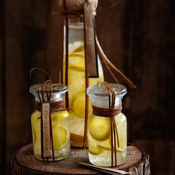 Rezept: Zitronen-Kandis