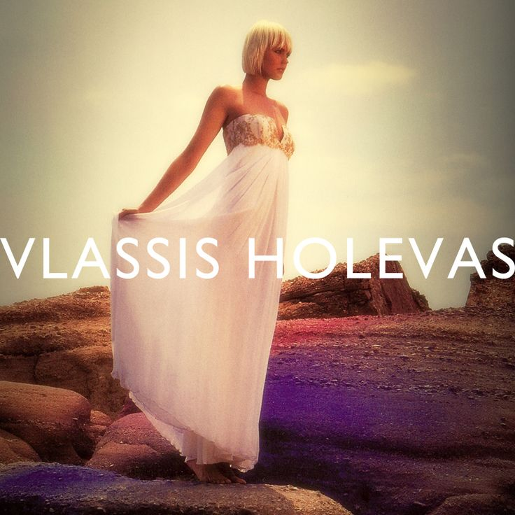For an ethereal look... #vlassisholevas #dress #wedding #fab #style #ethereal