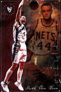 Keith Van Horn The Total Package - Costacos 1998