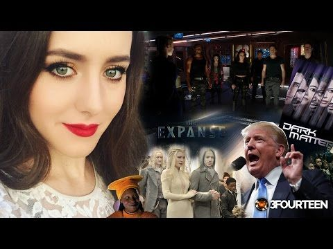 Brittany Pettibone - American Nationalism & Marxist Programming in the Sci-fi Genre - YouTube