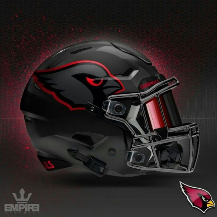 Arizona Cardinals concept helmet 2016