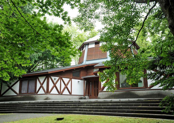 絵本の森美術館/長野県 一度は行ってみたい!美しすぎる日本の図書館5選