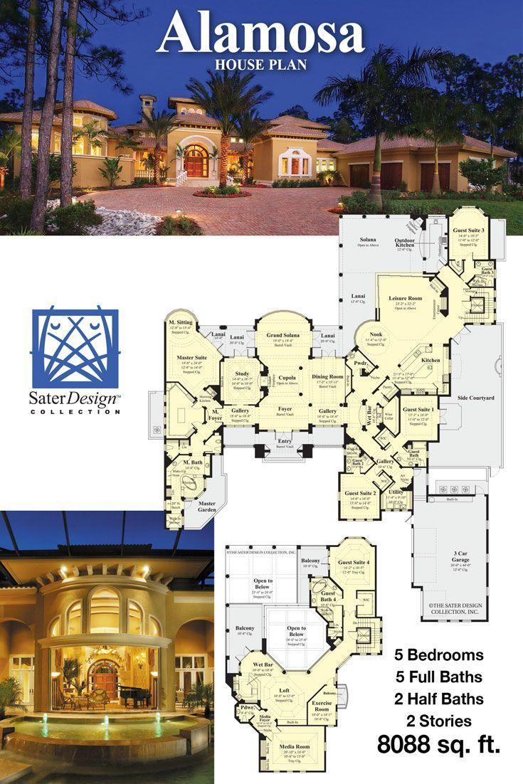 Mediterranean Home Plans House Plans Mansion Mediterranean House Plans House Plans