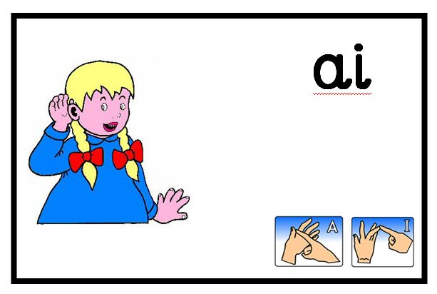 All the jolly phonics sets 1-7 with BSL sign language.