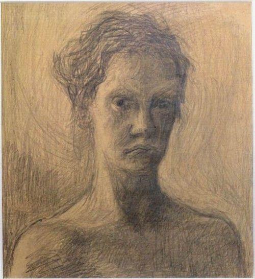 Ilka Gedő, 'Self Portrait', 1947-9