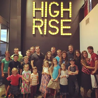 Duggar Family Blog: Updates and Pictures Jim Bob and Michelle Duggar 19 Kids and Counting TLC: Duggars Go Extreme