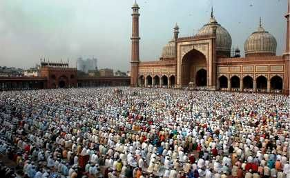 Jama Masjid, Delhi – The Largest Mosque in India !