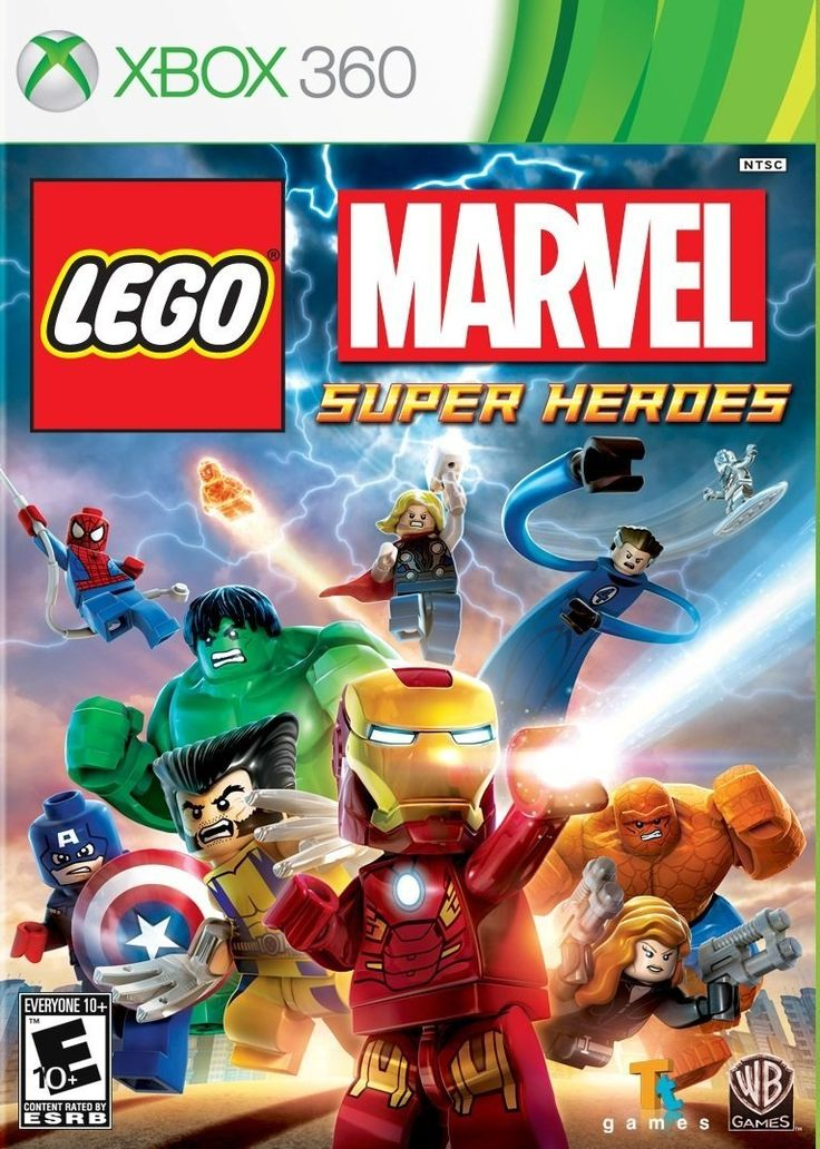 Lego Marvel Super Heroes for XBox - see more here - http://www.perfect-gift-store.com/best-xbox-games-for-girls.html