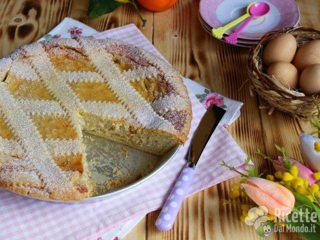 Ricetta per Pastiera napoletana