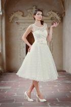 Kleiderfreuden, Brautmode online bestellen - Entzückende Rockabilly Brautkleider im Stil der 60er Jahre