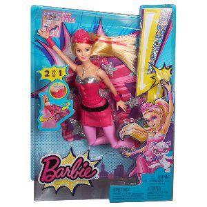 Boneka barbie yang identik dengan mainan anak perempuan hadir dalam sosok yang cantik dan feminin dalam balutan busana terkini. Mereka juga hadir dalam berbagai karakter animasi dan profesi