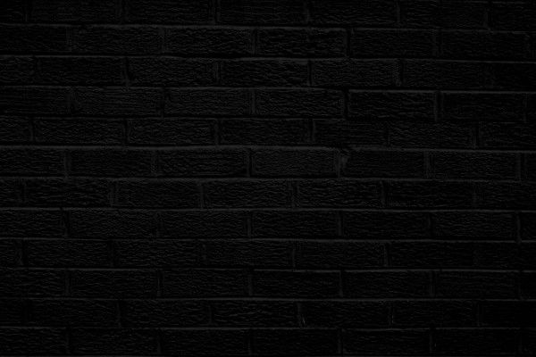 One big black brick wall in the office for graffiti for Brick wallpaper office