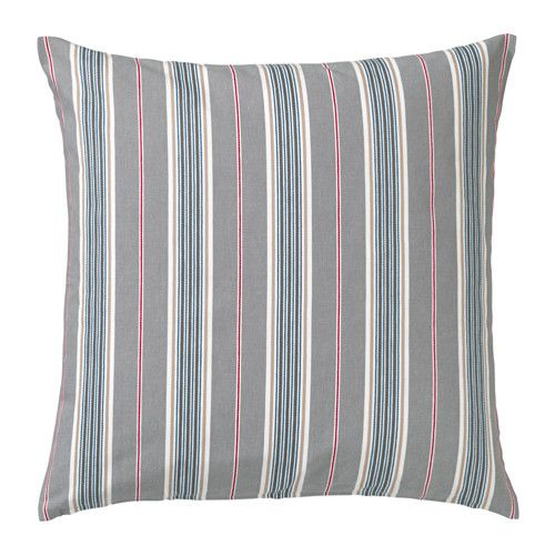 DAGGVIDE Cushion cover IKEA The yarn is raised slightly from the surface, giving the fabric a handcrafted look.