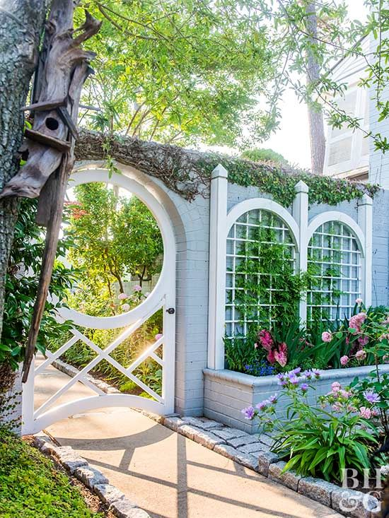 ideas about Garden Arches on Pinterest Arbors