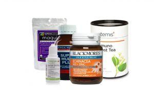 Immune Boosting Bundle www.mywisebody.com