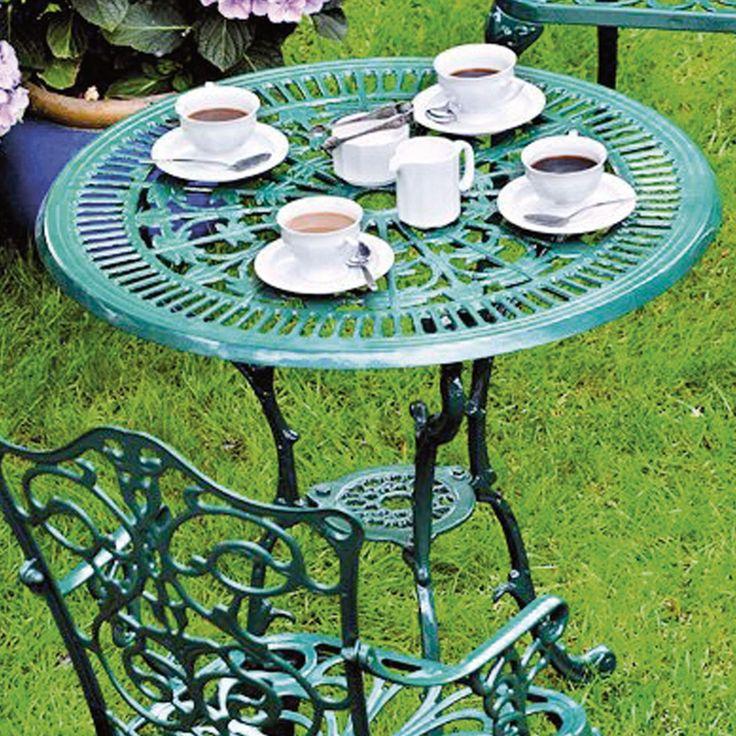 Die besten 25+ Gartenmöbel aus aluminiumguss Ideen auf Pinterest ...